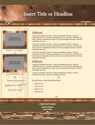 newsletter template for pages newsletters pages trendy eclectic free iwork templates