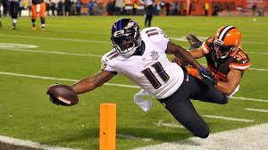 Ravens Wide Receivers Early Depth Chart Prediction Whos