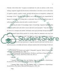 ine s contribution to epistemology essay example topics text