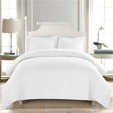 details about 3 pc duvet cover set egyptian cotton 1000 thread count uk king size white solid