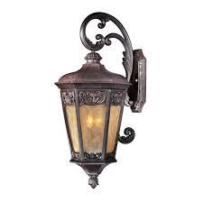 maxim lighting lexington vx colonial umber outdoor wall light