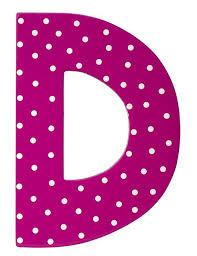 D D Item Template Letter D