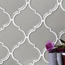 decorative wall tiles. MM Mosaic Wholesale Light Grey Decorative Wall Lantern Tile Ceramic Tiles V