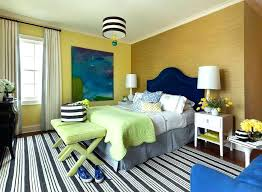 hotel room lighting. Room Lighting Design Bedroom Gold And Blue With Striped Rug Hotel . T