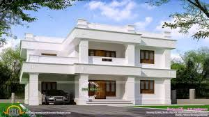 Small House Design Flat Roof