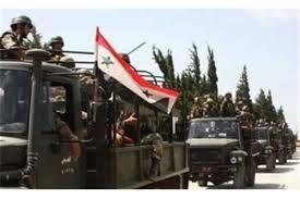 Image result for الحاق بسیج مردمی عراق و سوریه کمر آمریکا و داعش را شکست