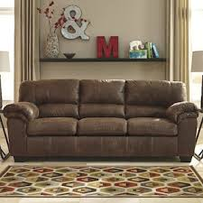 Brown leather living room furniture Area Rug At Home Bladen Sofa In Coffee Nebraska Furniture Mart Sofas And Loveseats Nebraska Furniture Mart