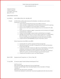 Accounting Assistant Resume Best Of Accounting Resumes Formal Letter 86