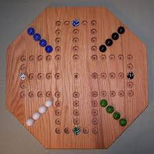 Wooden Sequence Board Game Wooden Game Boards collection on eBay 29