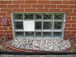 image of instalations glass block basement windows