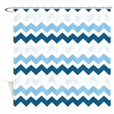 navy chevron runner rug gray and white blue grey shower curtain on