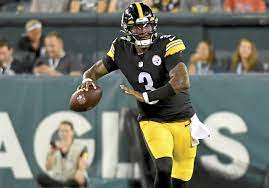 QB Dwayne Haskins impresses in Steelers ...
