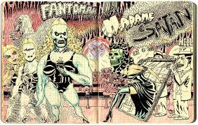 Ink in His Veins: An Interview with Benjamin Marra   The Comics ...