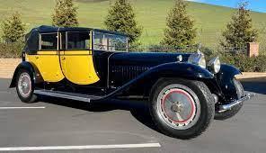New bugatti showroom breaks ground in southern california. Blackhawk Collection Confirms Sale Of Bugatti Royale