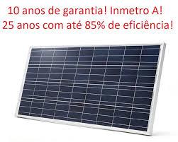 Resultado de imagem para energia solar garantias