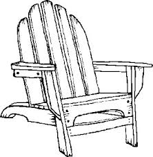 Small Picture Beach Chair Coloring Pages garden chair Colouring Pages