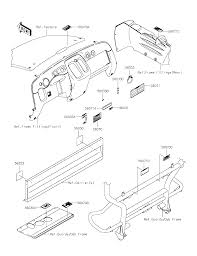 2016 kawasaki mule 600 labels parts best oem labels parts diagram