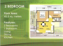 bedr brilliant 2 bedroom house floor plans philippines