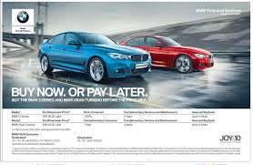BMW 3 Series bmw 3 series advert : Bmw Joyx10 Buy Now Or Pay Later Buy The Bmw 3Series And Bmw Gran ...