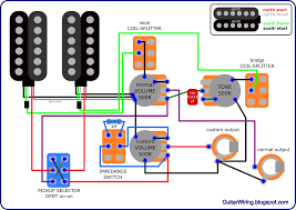 guitar selector switch wiring diagram images humbucker 1 vol 2 guitar wiring blog diagrams and tips stereostudio