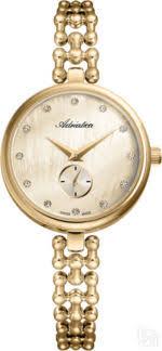 Купить <b>женские часы</b> бренд <b>Adriatica</b> коллекции 2020-2021 года в ...