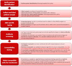 Blood Transfusion Chart Compatibility 74 Punctilious Blood Group Flow Chart