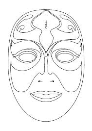 Maskers μασκεσ Masks Maskers Venetiaanse Maskers En Kleurplaten