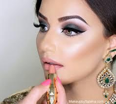indian bridal wedding makeup step by step tutorial 7