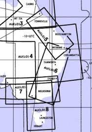 Low Altitude Enroute Chart Australia Au Lo 7 8 Jeppesen