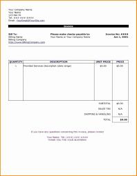Open Office Receipt Template Invoice Uk Simple Sales Service Free