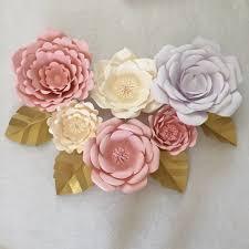 Cardstock Paper Flower Paper Leaves Youtube