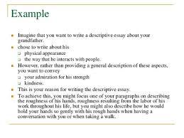 descriptive essay example personal descriptive essay example personal descriptive essay example