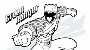 Marvelous Power Rangers Coloring Book Pdf Pages Free Printable For