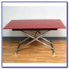 Adjustable Height Coffee Table Furniture