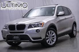 BMW 5 Series 2013 x3 bmw : Pre-Owned 2013 BMW X3 xDrive28i SUV in Warrenville #UM2874 ...