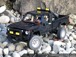 Toyota SR5 4x4 Back to the Future All in LEGO - autoevolution