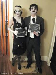 homemade costumes silent actor costume
