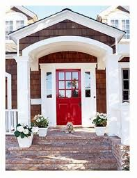 arch red door house a touch of southern grace reddoor a touch of southern grace