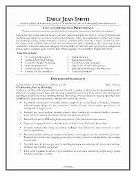 Resume Sample For Sales Manager In India Awesome Marketing Cv