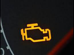Контрольная лампа неисправности двигателя Пропуски зажигания  Контрольная лампа неисправности двигателя Пропуски зажигания