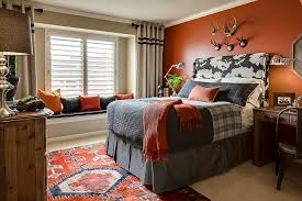 ... Repeat The Color Of The Rug In The Rest Of The Room To Create A Curated