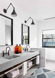 industrial lighting bathroom. Fine Industrial Chic Industrial Modern Bathroom Vanity Best 25 Lighting  Ideas On Pinterest Wood For
