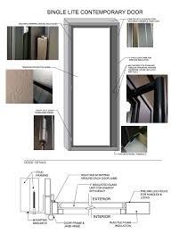 what is a door jamb. Contemporary Design 1 Lite What Is A Door Jamb