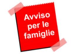 Risultato immagini per circolare per le famiglie