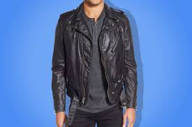 best leather jacket for men is from schott