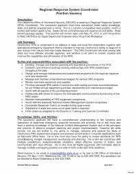 Procurement Category Manager Resume Example Socalbrowncoats
