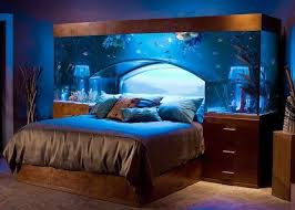 Best Bed With Fish Tank Headboard 37 For Your New Design Headboards With Bed  With Fish