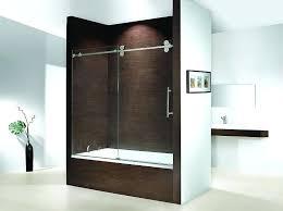 sliding glass shower doors for tub hardware systems sliding glass bath tub door frameless sliding glass