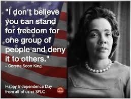 Coretta Scott King Quotes