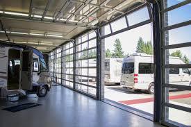clear glass garage door. Commercial Aluminum Glass Garage Doors Dc Md Va Pa Clear Door